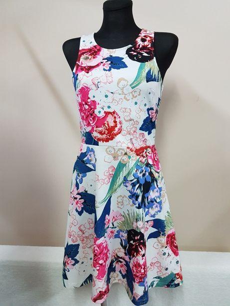 H&M sukienka wizytowa rozm S