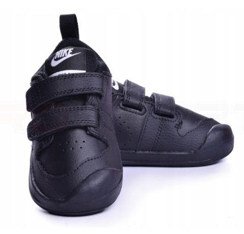 Adidasy dziecięce sportowe Buciki Pico Nike black 27 skóra