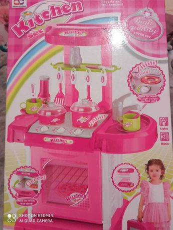 Набор детская кухня
