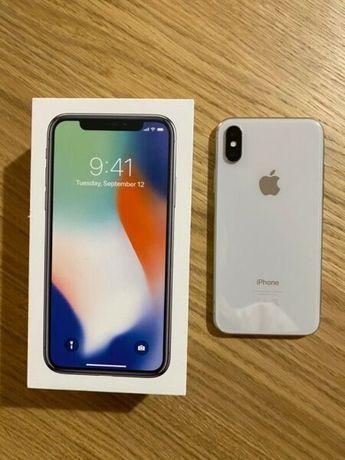 Nowy X 64GB Biała Wersja White Nowy IPHONE NÓWKA IGŁA STAN