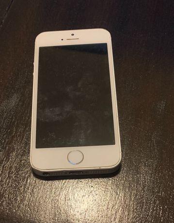 iPhone SE branco 16Gb