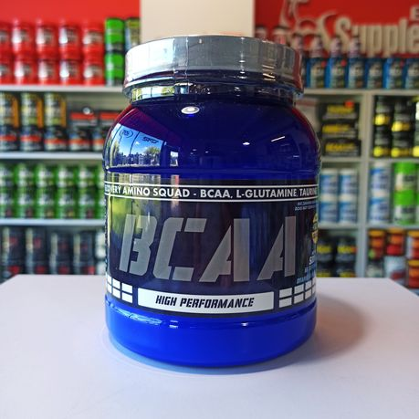 FitWhey BCAA 500g, Aminokwasy BCAA i Glutamina, Regeneracja, Odżywki