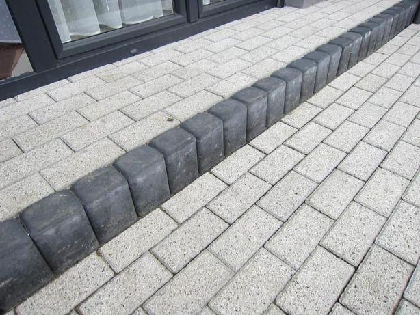 B PALISADA ogrodowa NOSTALIT 83 szt betonowa 40 cm x12 DOSTAWA GRATIS