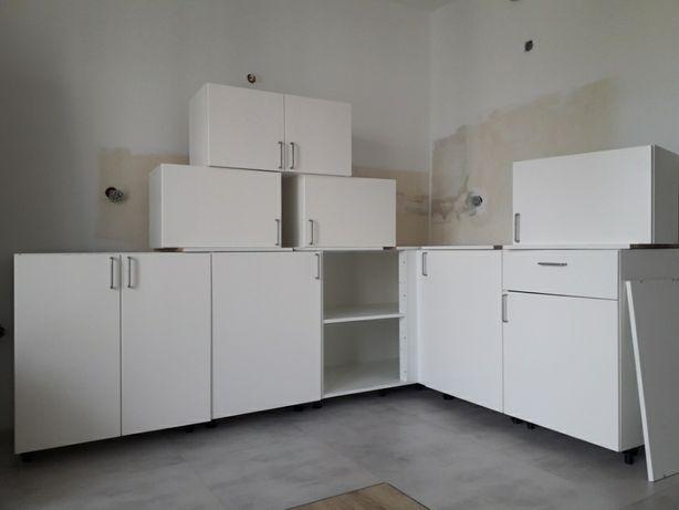 Fronty kuchenne Veddinge Ikea METOD + uchwyty i śruby