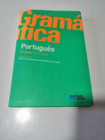 Gramática de Português - 2.º Ciclo