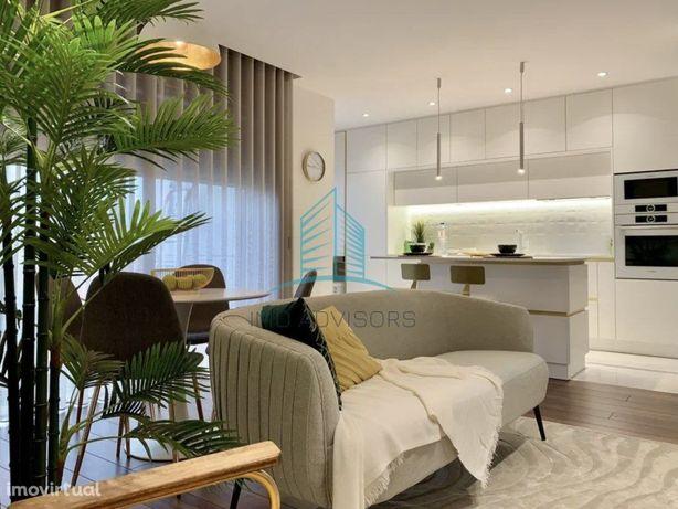 Apartamento T1 luxo, Piscina, Avenida da Boavista