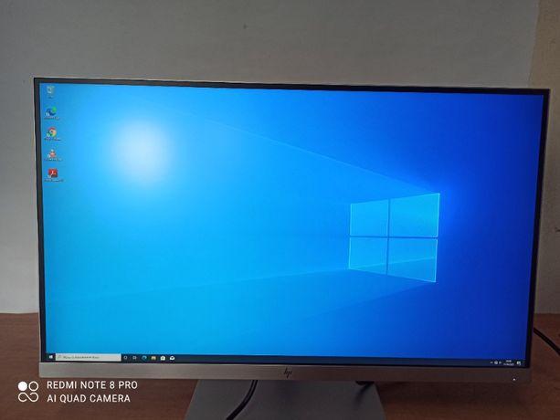 "Monitor HP EliteDisplay E273q 27"" LED IPS QHD 2560 × 1440 Gwarancja"