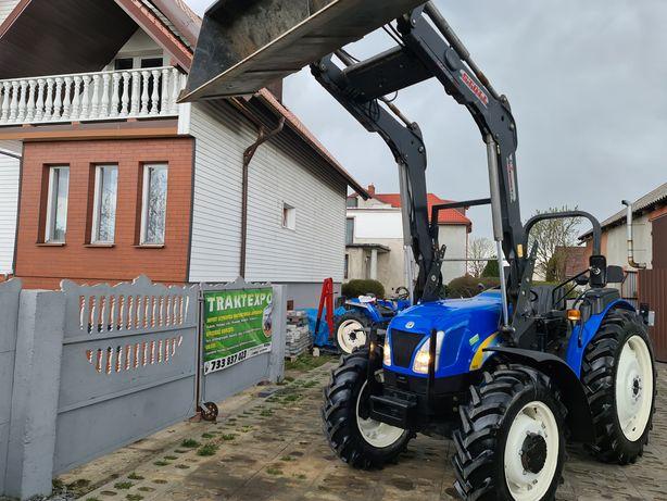 Ciągnik,New Holland 70KM,ogrodniczy,sadowniczy,jak nowy!