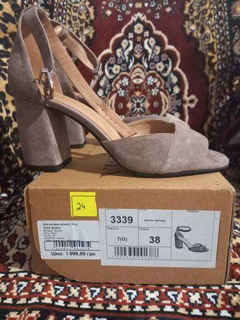 Продам обувь женскую натуральная кожа, замш, велюр