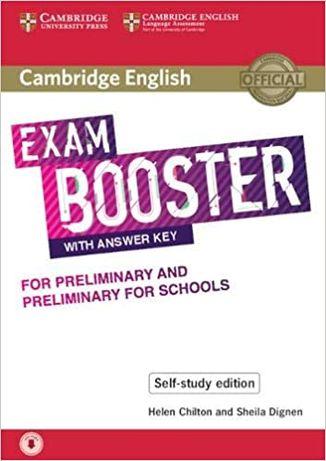Cambridge exam booster