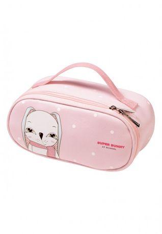 Термосумка Bunny, цвет розовый и бирюзовый