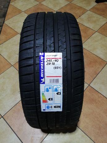 245/40R18 93Y Michelin PILOT SPORT 4 FR Germany 20rok Nowe Lato