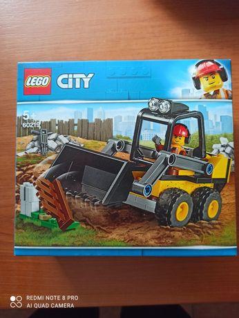 Klocki lego city koparka 60219