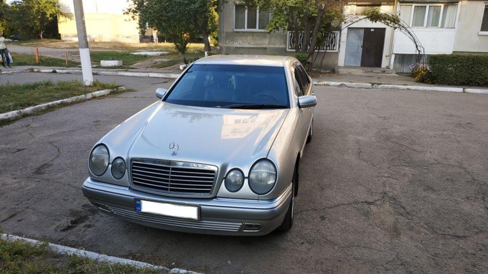 Продам Mercedes-Benz E 220 D Павлоград - изображение 1