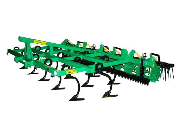 культиватор КПН 3Р;КПН 3.5 Р;КПН 4Р; КПН 6Р; на ресорній стійці Bellоt