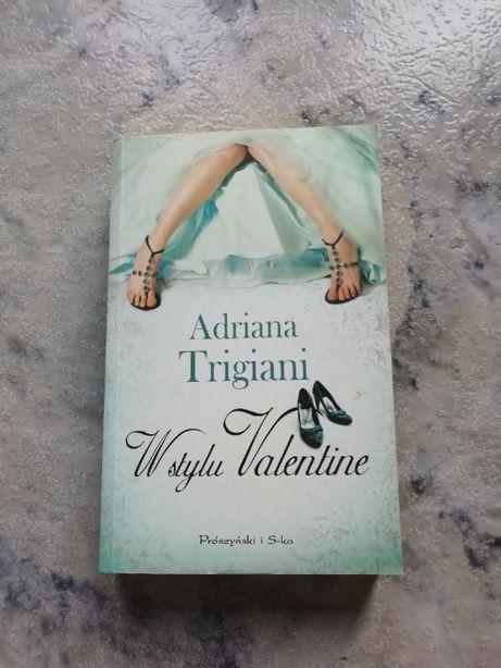 Książka W stylu Valentine – A.Trigiani