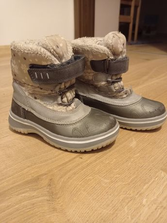 Buty śniegowce 26