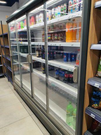 Wyprzedaż nowych sprzetów chłodniczych po likwidacji sklepu