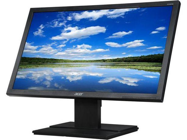 Монитор FullHD VA матрица с колонками 22' Acer V226HQLA