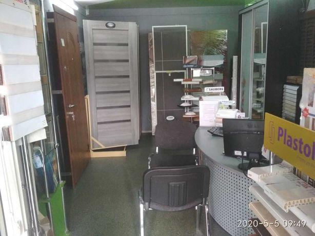 Продам бизнес, Салон по продаже окон и дверей