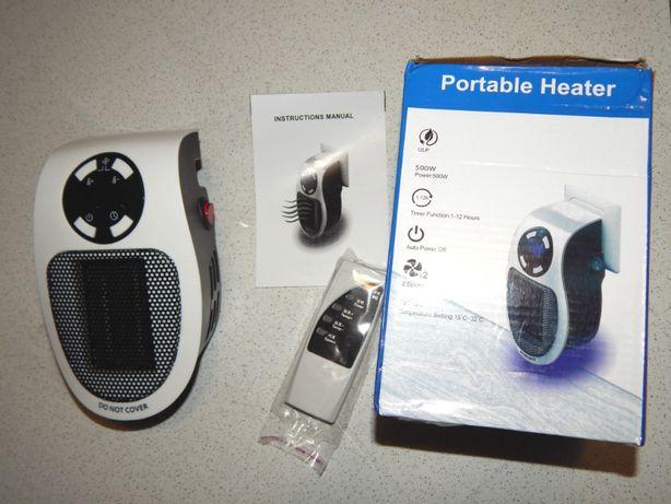 Мини обогреватель Portable Heater 500W для путешествий, дома или офиса