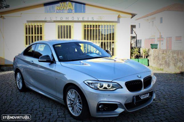 BMW 220 d Pack M Auto