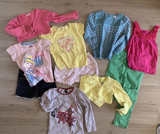 Menina 3-4 anos conj 10 peças
