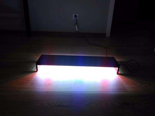 Belka led power/oświetlenie Led do akwarium /24 wat 60 cm