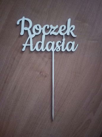 Topper Roczek Adasia