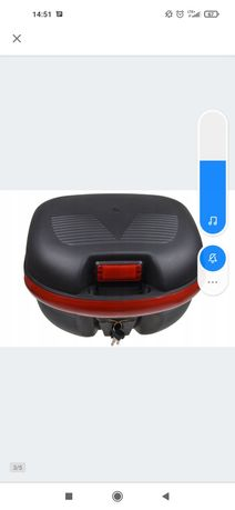 Sprzedam kufer do skutera albo motoru posiadam ten motor