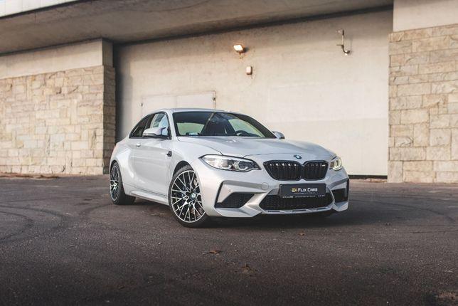 Wynajem Samochodów BMW M2 Competition