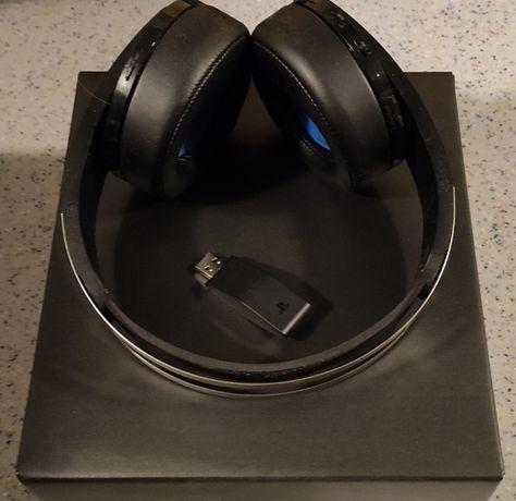 PlayStation 4 Platinum Wireless Headset Słuchwki PS4
