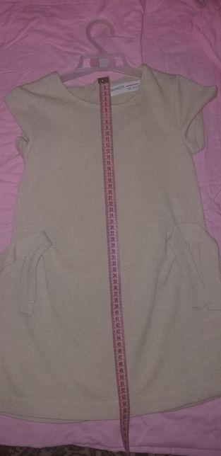 Платье 4-5лет,110рост