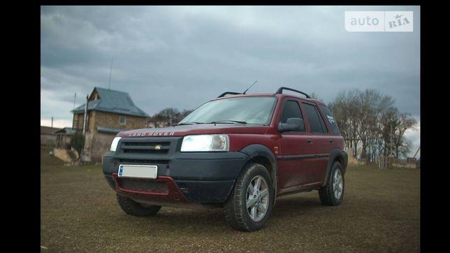 Land Rover Freelander 2001 1.8 бензин
