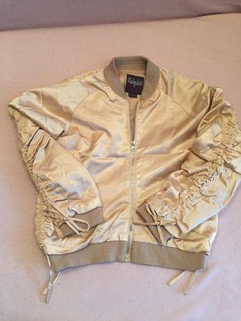 Курточка ветровка для дівчинки