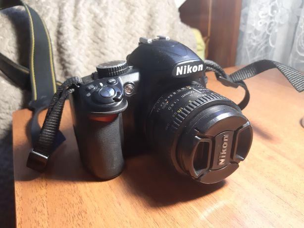 Фотоапарат Nikon d3100 + 50mm 1.8f