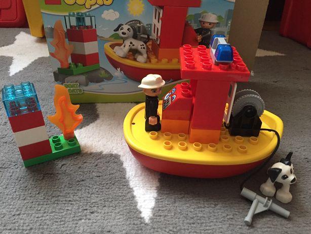 Lego duplo 10591 łódka