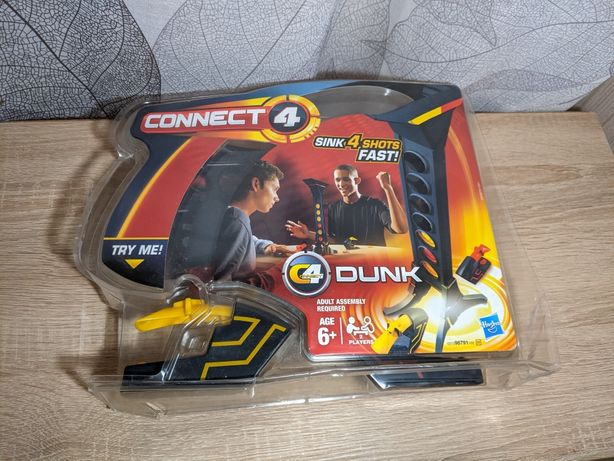 Настільна гра «Connect 4»