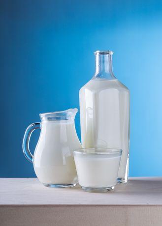 Swojskie mleko od krowy