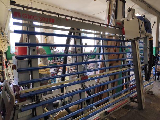 Piła panelowa GMC 300 + frezy