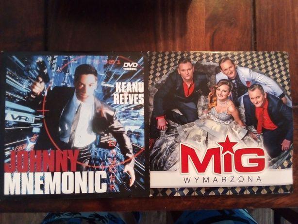 Johnny Mnemonic + MiG - Wymarzona