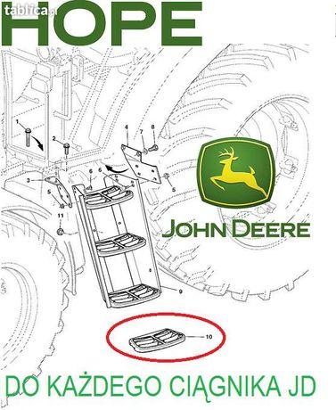stopień stopnie do każego ciągnika JOHN DEERE