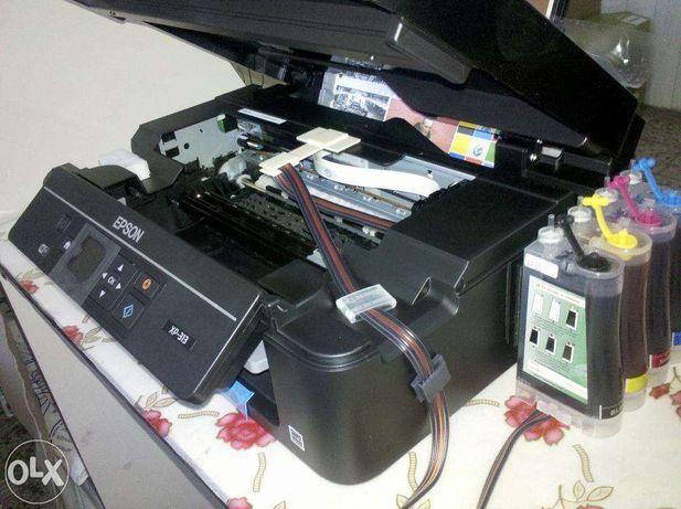 Ремонт принтера и МФУ в Балаклее (СНПЧ, памперс, картриджи)