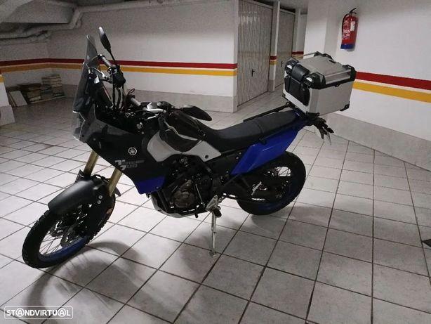 Yamaha XT660Z Tenere DM07