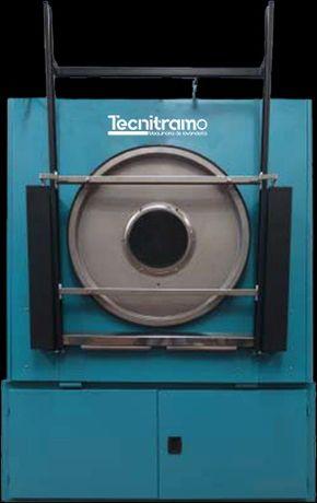 Máquina de secar roupa industrial têxtil