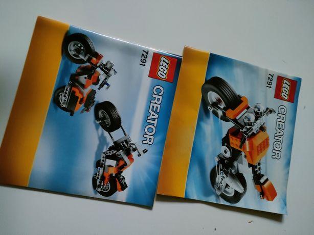Lego Instrukcje Creator 7291
