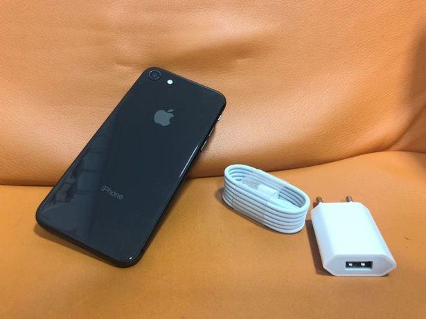 Apple iPhone 8 256GB Space Gray Neverlock Магазин, в наличии+ГАРАНТИЯ