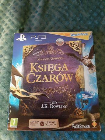 Księga czarów gra na PS3 wonderbook