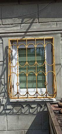 Решетки оконные , решетки на окна , решетка на кондиционер