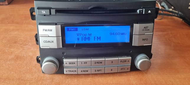 Hyundai IX55 Radio Cd Mp3 Aux Sprawne